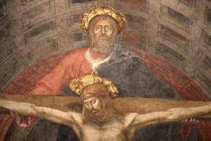 Trinità - Masaccio
