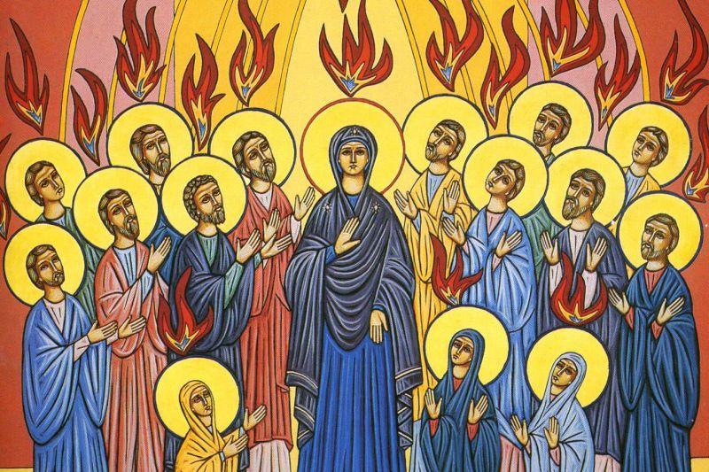 Pentecoste parrocchia san bernardo abate