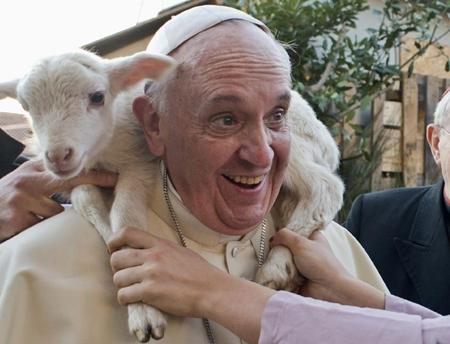 Papa (il Buon Pastore)