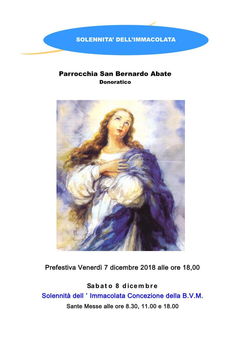 Immacolata Donoratico 2018