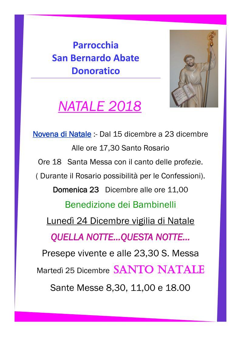 Natale 2018 Donoratico